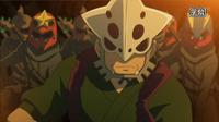 EP902 Máscaras ninja