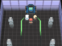Hall de la fama de Sinnoh