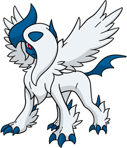 Mega-Absol (dream world)