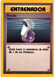 Poción (Base Set TCG)