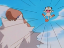 EP052 Primeape vs Meowth