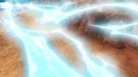 EP929 Blastoise usando rayo hielo