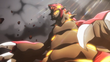 GEN07 Groudon primigenio