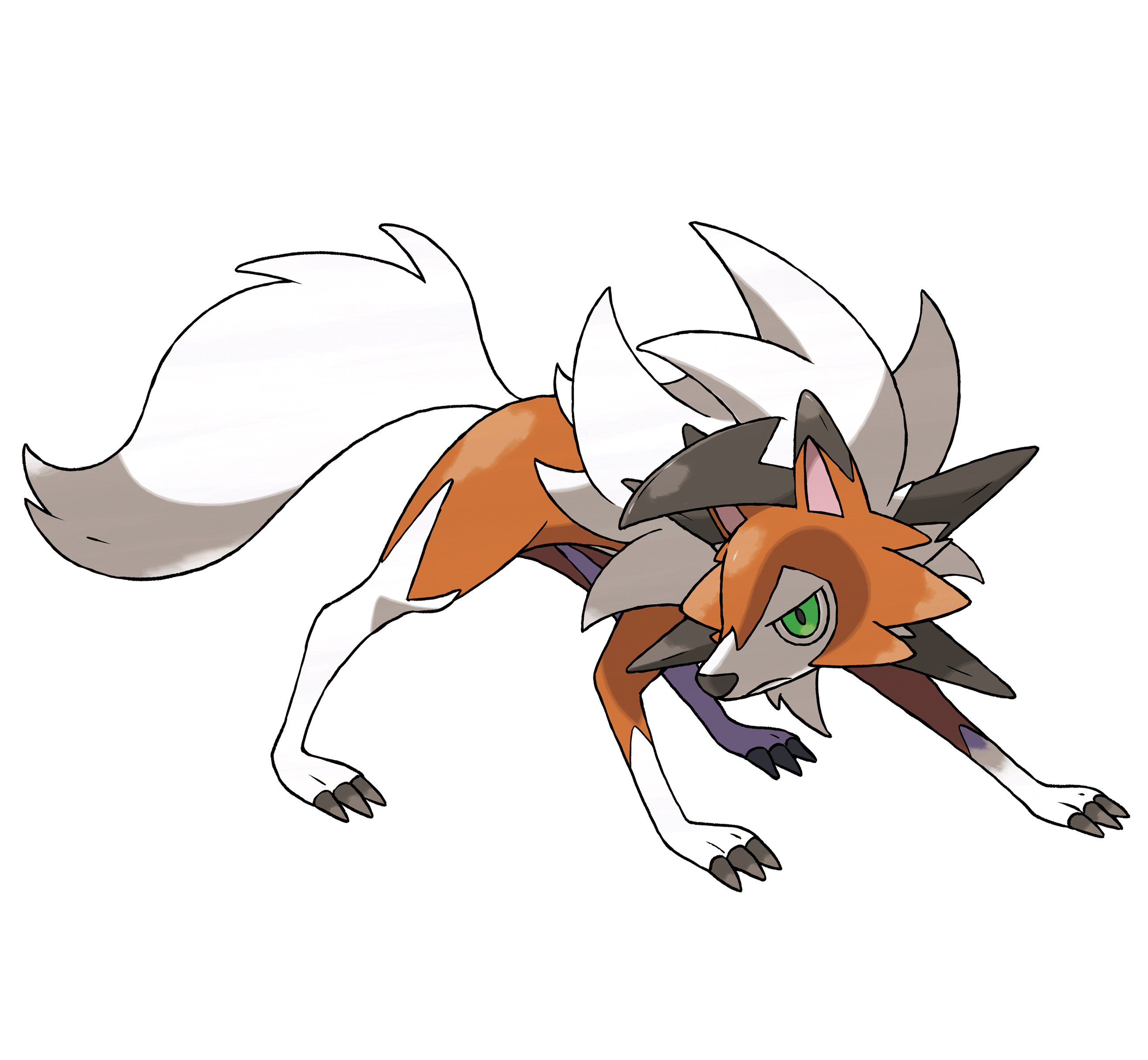 Lycanroc  WikiDex  FANDOM powered by Wikia