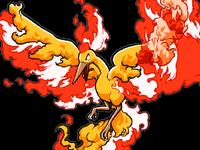 Moltres Pokémon Ranger 3