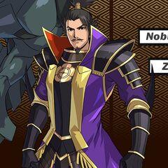 Oda Nobunaga y <a href=