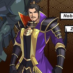 Oda Nobunaga y Zekrom