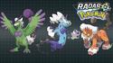 Carátula RAdar Pokémon