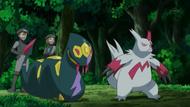 EP776 Nero y Bianco y sus Pokémon