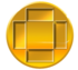 Símbolo del Ánimo Oro