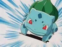 EP010 Bulbasaur usando placaje