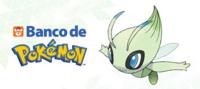 Evento Celebi Banco de Pokémon