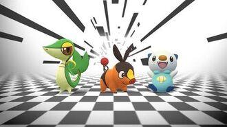 ¡Pokémon descubiertos originalmente en la región de Teselia están llegando a Pokémon GO!