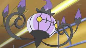 Chandelure de Fero