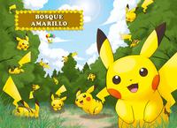 Bosque Amarillo Español