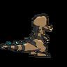 Krokorok espalda G6