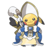 Pikachu aristócrata