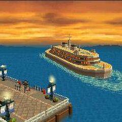 El barco <a href=