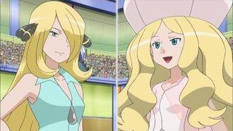 Catleya vs. Cintia Pokémon Negro y Blanco Destinos rivales