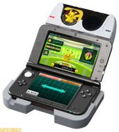 Periférico Pokémon Tretta Lab en 3DS