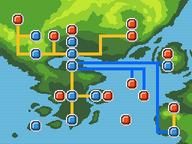 Almia mapa juegos