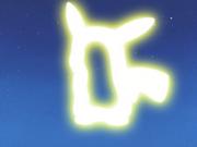 EP318 Pikachu de luz