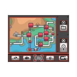 Mapa de Kanto.