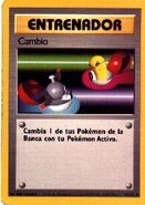 Cambio (Base Set TCG)