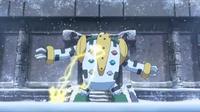 GEN01 Pikachu usando rayo
