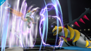 Giratina SSB4 Wii U