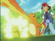 EP034 Charmander y Pikachu