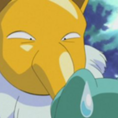 A Hypno no le hace efecto el ataque malicioso de Totodile.