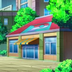Centro Pokémon del pueblo.