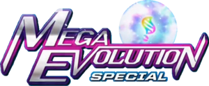 Mega Evolution Special Logo