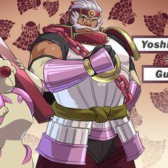 Yoshihiro y su <a href=
