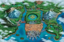Teselia Mapa Completo