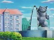 EP125 Estatua de Blastoise