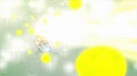 EP941 Ivysaur usando rayo solar