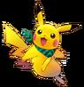 Pikachu Pokémon Mundo Megamisterioso