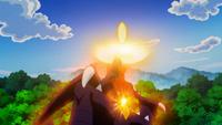 EP747 Garchomp usando cometa draco