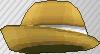 Fedora amarillo