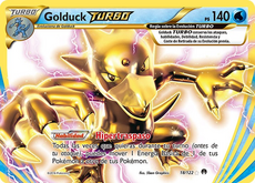 Golduck TURBO (TURBOlímite TCG)