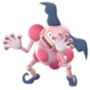 Mr. Mime GO