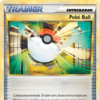 Poké Ball (HeartGold & SoulSilver TCG)
