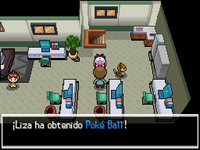 Pueblo Terracota Poké Ball