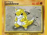 Sandshrew (Base Set TCG)