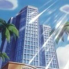 El gimnasio de Isla Kumquac entrena Pokémon de varios <a href=