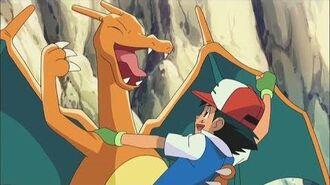 La historia del Charizard de Ash Pokémon Negro y Blanco Aventuras en Teselia y más allá