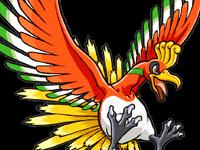 Ho-Oh Pokémon Ranger 3
