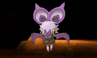 Noibat Pokemon XY